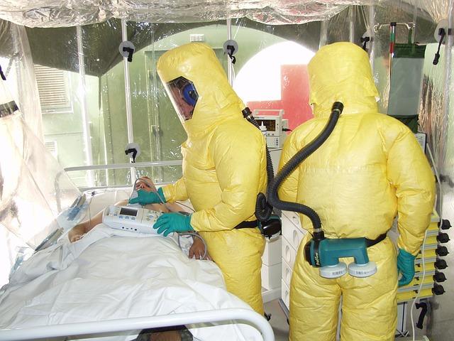 エボラ対策
